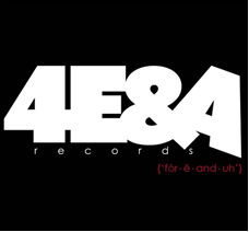 4E&A record logo